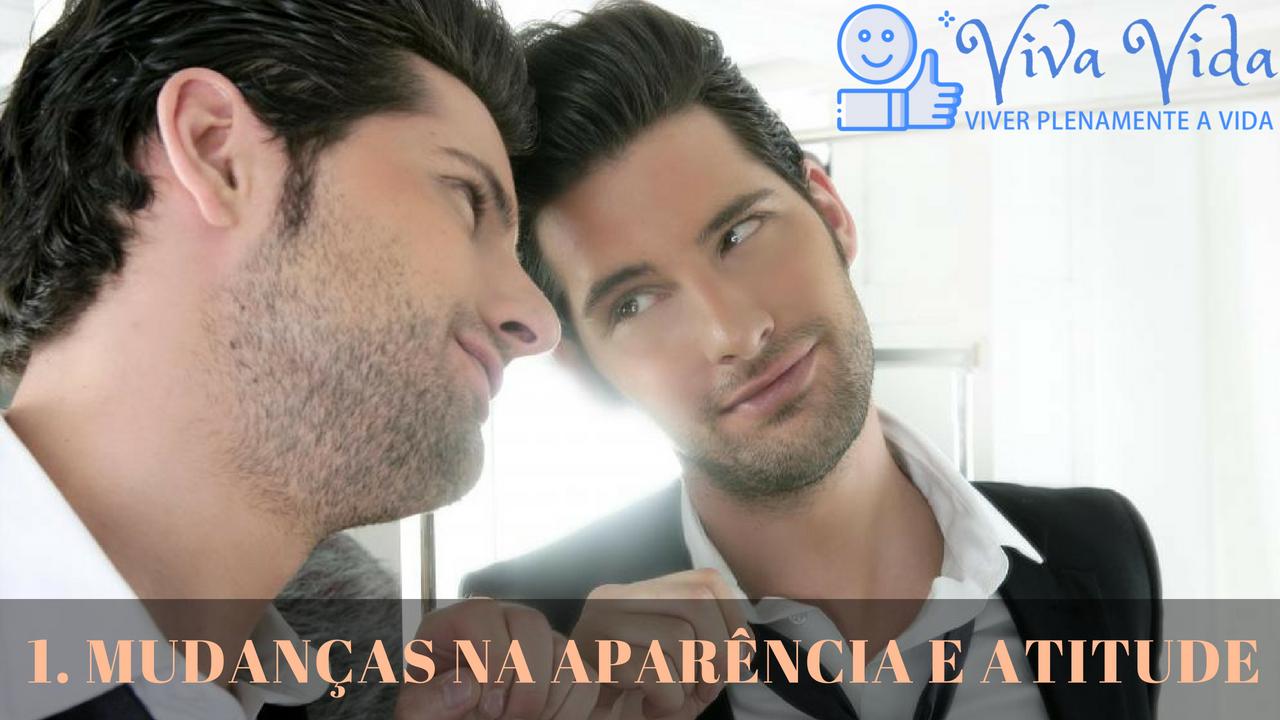 1. Mudanças na aparência e atitude - Viva Vida