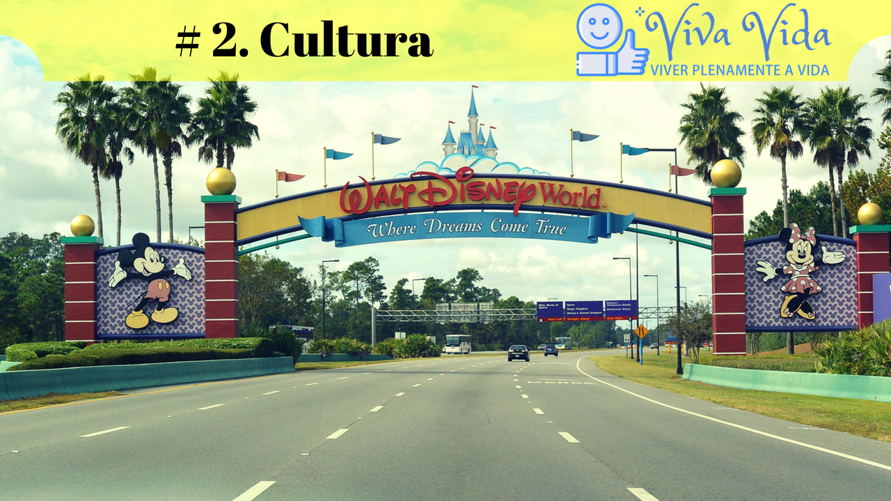 # 2. Flórida - Cultura. Viva Vida.