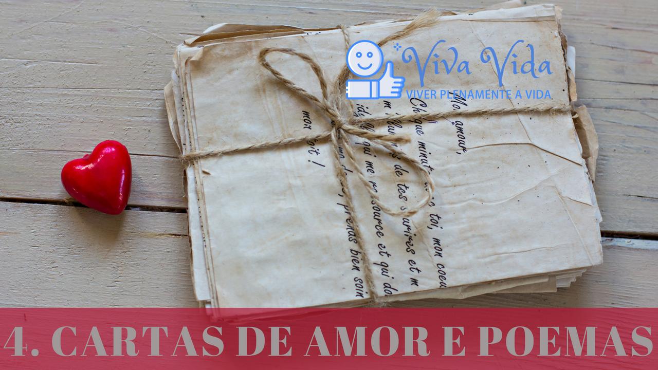 4. Cartas de amor e poemas - Viva Vida