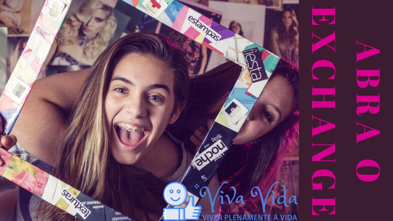 Abra o Exchange - Viva Vida
