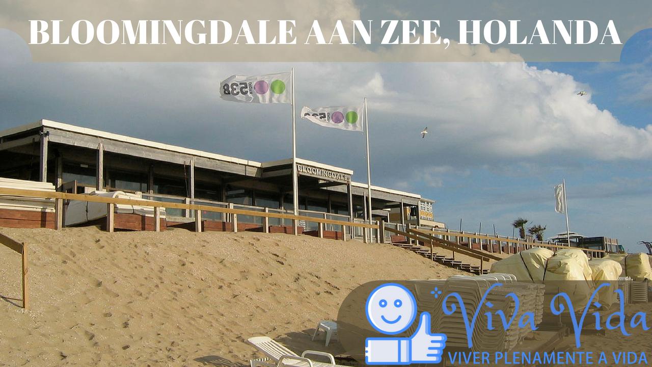 BLOOMINGDALE AAN ZEE, HOLANDA - Viva Vida