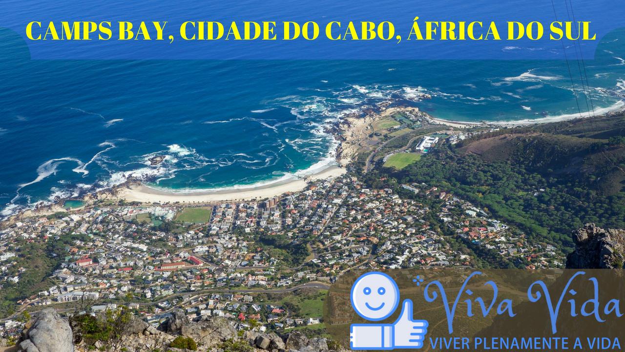 CAMPS BAY, CIDADE DO CABO, ÁFRICA DO SUL - Viva Vida