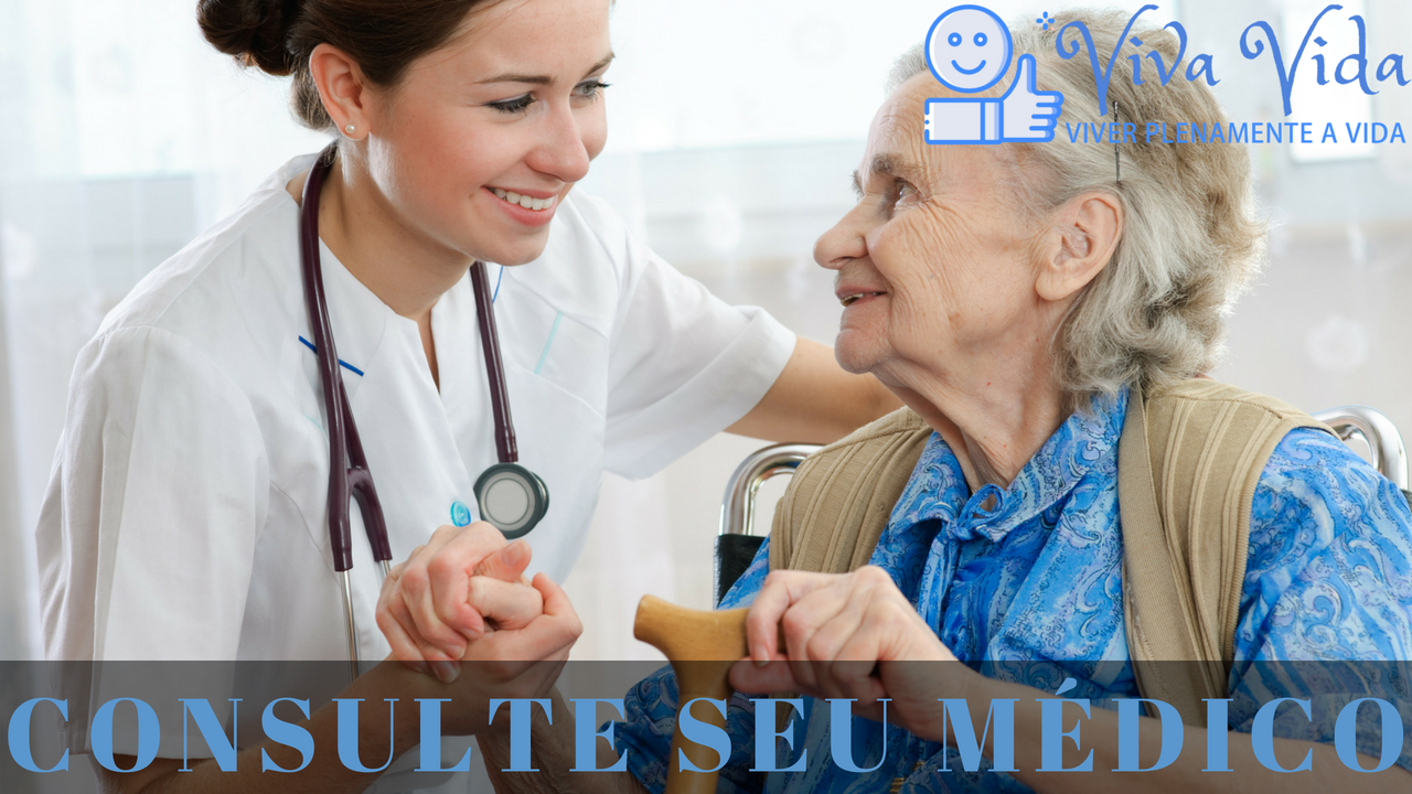 Consulte seu médico - Viva Vida
